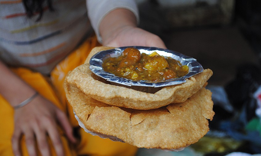 Benares: Where street foods mix with memory